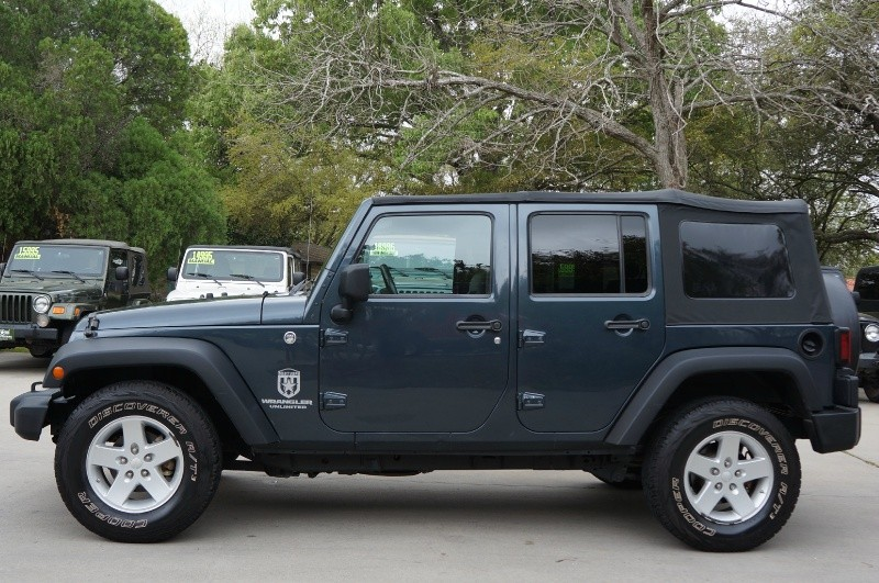 2008 Jeep Wrangler 4WD 4dr Unlimited X   Inventory   Select Jeeps Inc   Jeep  Wranglers In League City, Texas