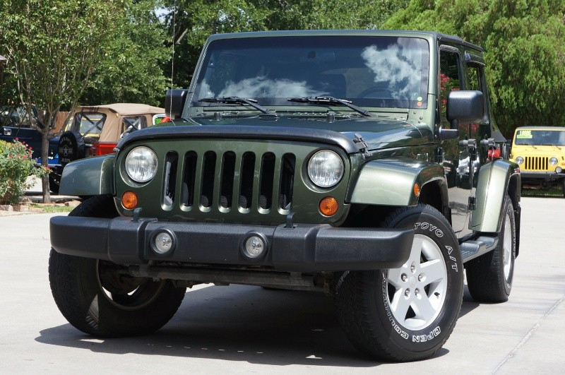 2007 jeep wrangler 2wd 4dr unlimited sahara inventory select jeeps inc jeep wranglers in. Black Bedroom Furniture Sets. Home Design Ideas