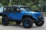 Jeep Wrangler Unlimited 5.7L Hemi 2016