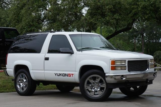 1997 GMC Yukon 2dr