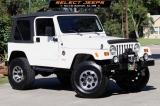 Jeep Wrangler Sahara 1998