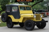 Jeep Willys CJ 2A 1948