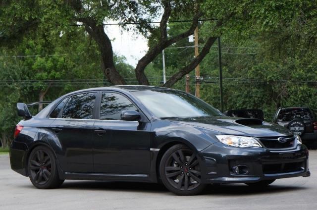 2014 Subaru Impreza Sedan WRX STI