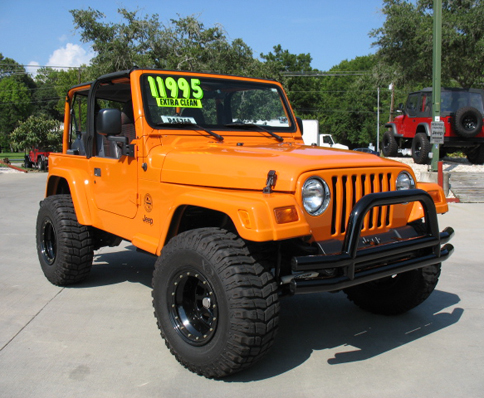 Lifted Jeep Wrangler Unlimited Select Jeeps Inc - Jee...