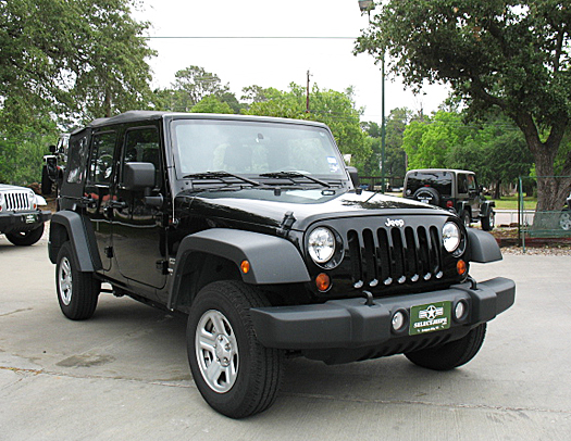 Seat Covers For Jeep Wranglers >> Select Jeeps Inc - Jeep Wranglers in League City, Texas