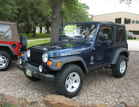 Off Road Jeep >> Inventory - Select Jeeps Inc - Jeep Wranglers in League City, Texas