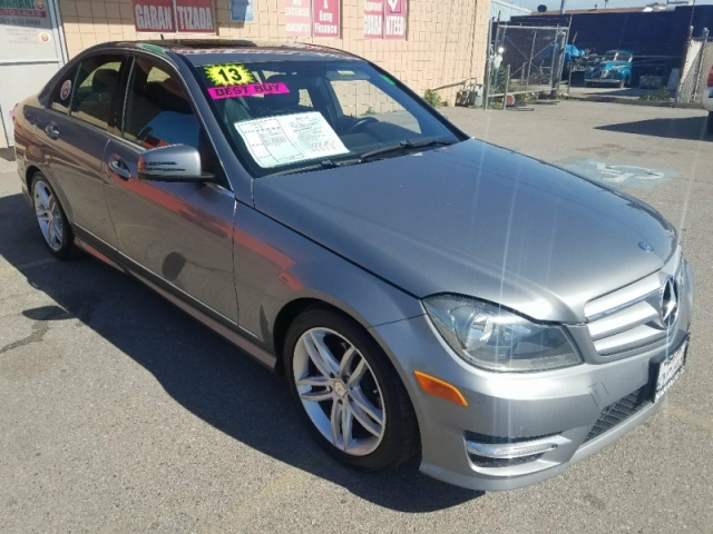 2013 Mercedes Benz C Class 4dr Sdn C 250 Sport Rwd Inventory
