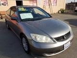 Honda Civic Cpe 2005