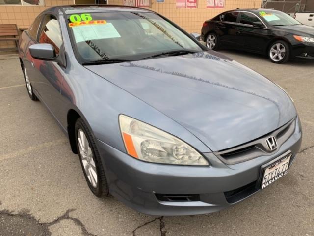 2006 Honda Accord Cpe