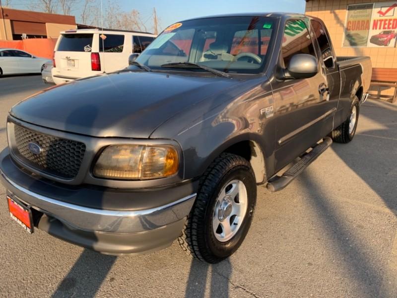 Ford F-150 2002 price $5,998