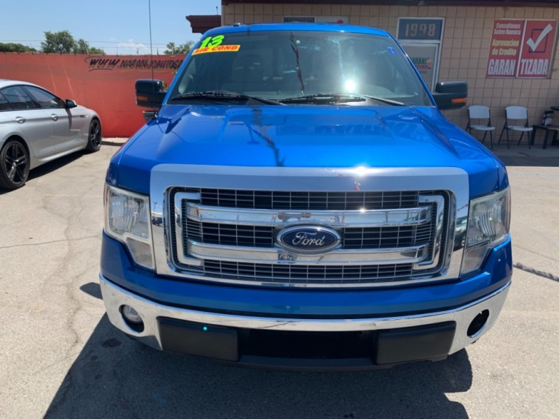 Ford F-150 2013 price $19,977