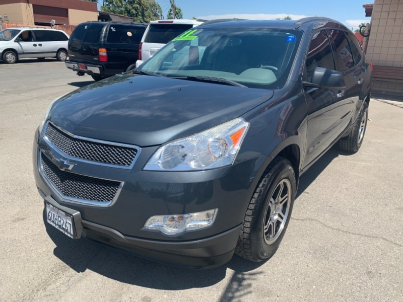 Chevrolet Traverse 2011 price $5,998