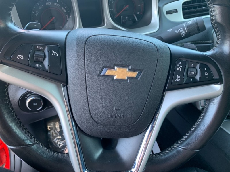 Chevrolet Camaro 2015 price $17,127