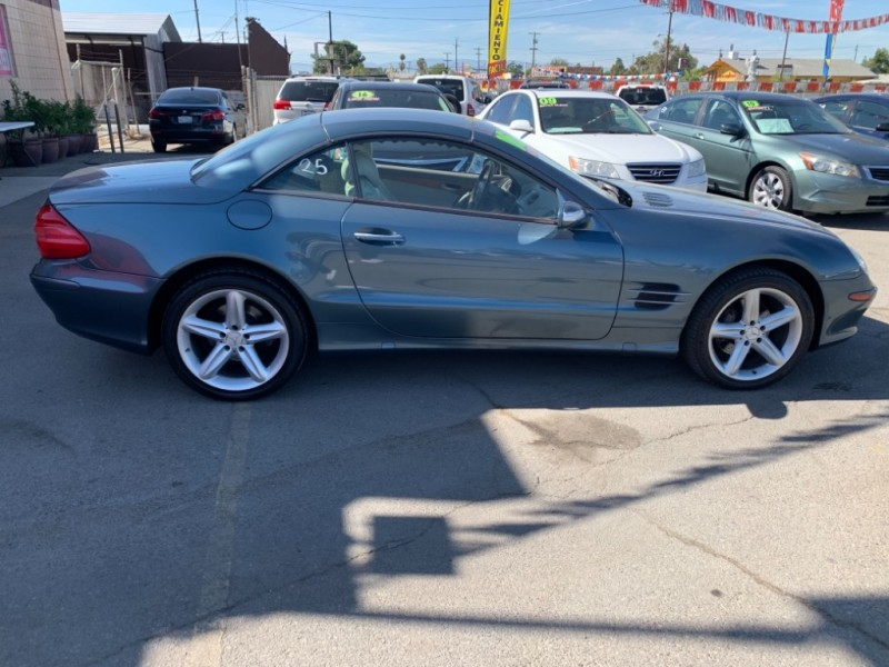 Mercedes-Benz SL-Class 2006 price $11,994
