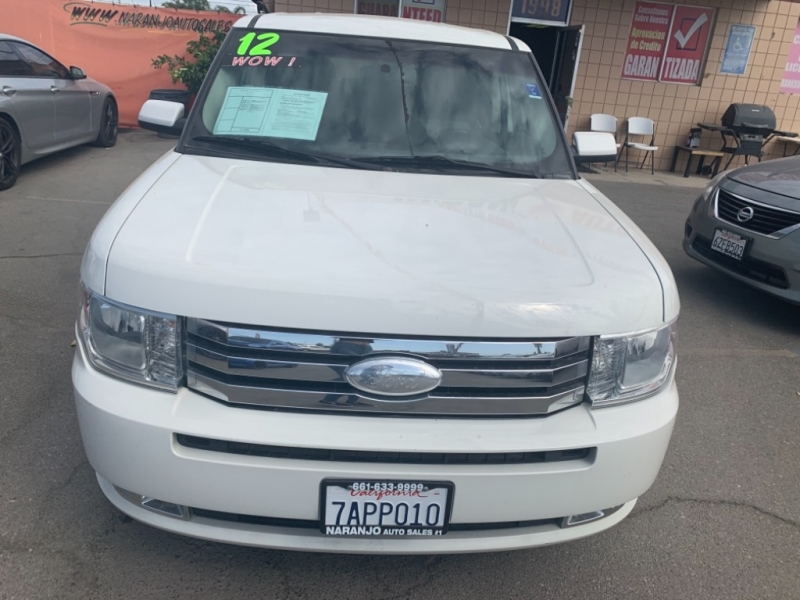 Ford Flex 2012 price $10,451