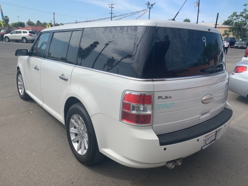 Ford Flex 2012 price $10,501
