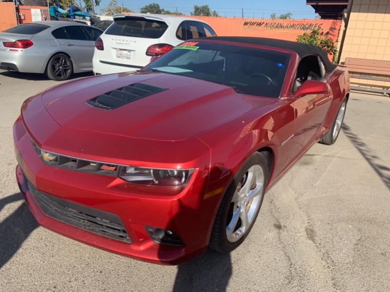 Chevrolet Camaro 2014 price $17,261