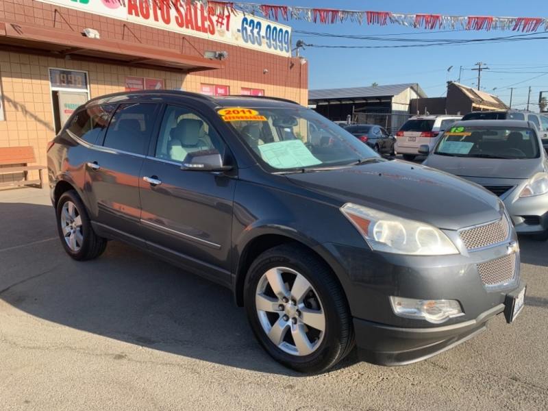 Chevrolet Traverse 2011 price $11,417