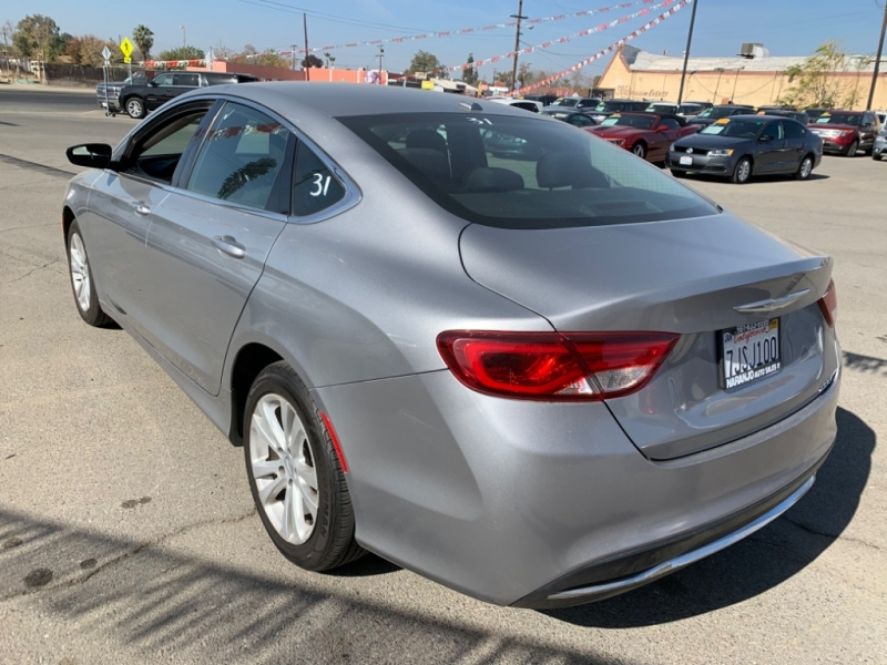 Chrysler 200 2015 price $9,668