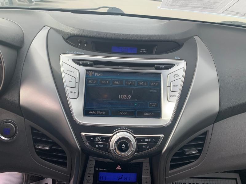 Hyundai Elantra 2013 price $7,570