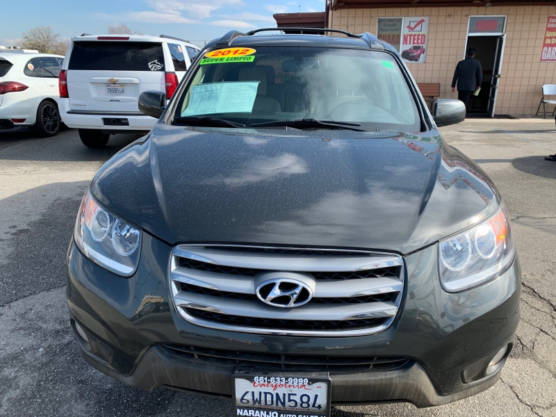 Hyundai Santa Fe 2012 price $7,898