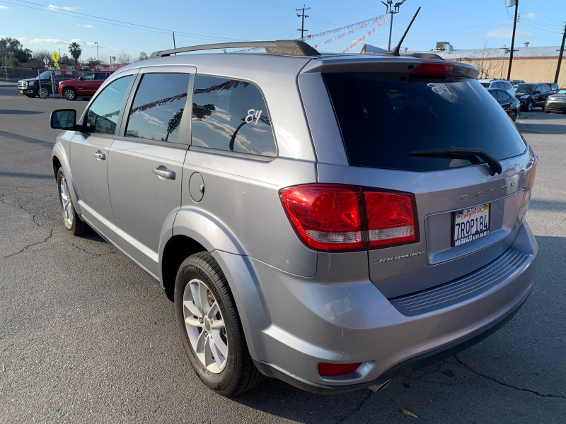 Dodge Journey 2016 price $11,997