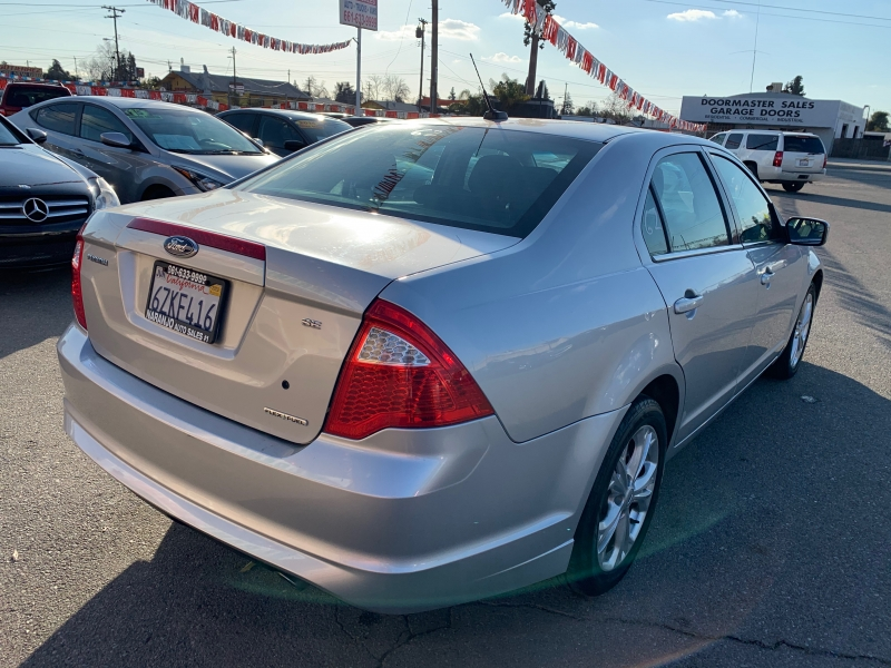 Ford Fusion 2012 price $6,052