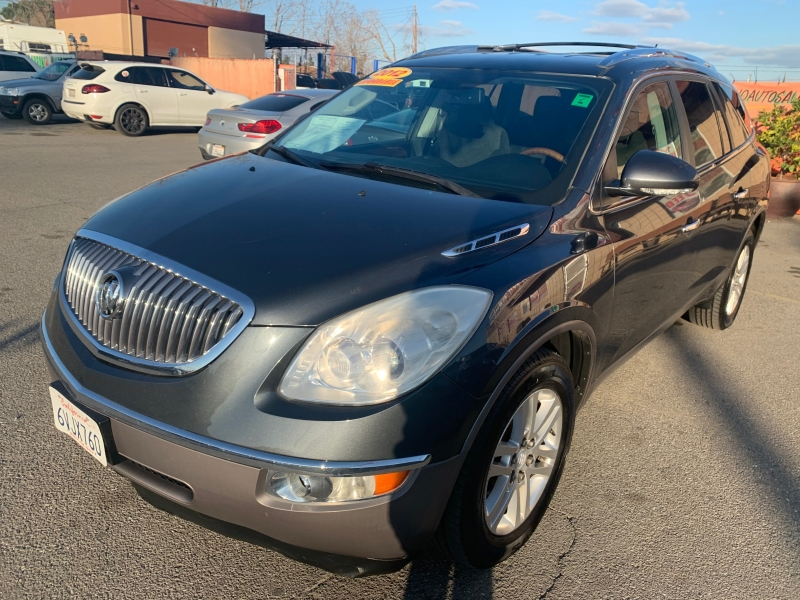 Buick Enclave 2012 price $11,277