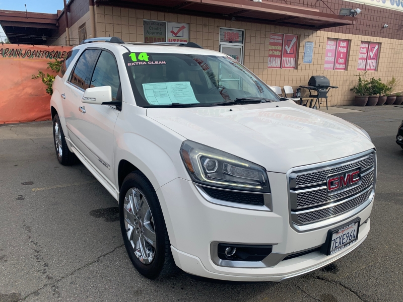 GMC Acadia 2014 price $10,998