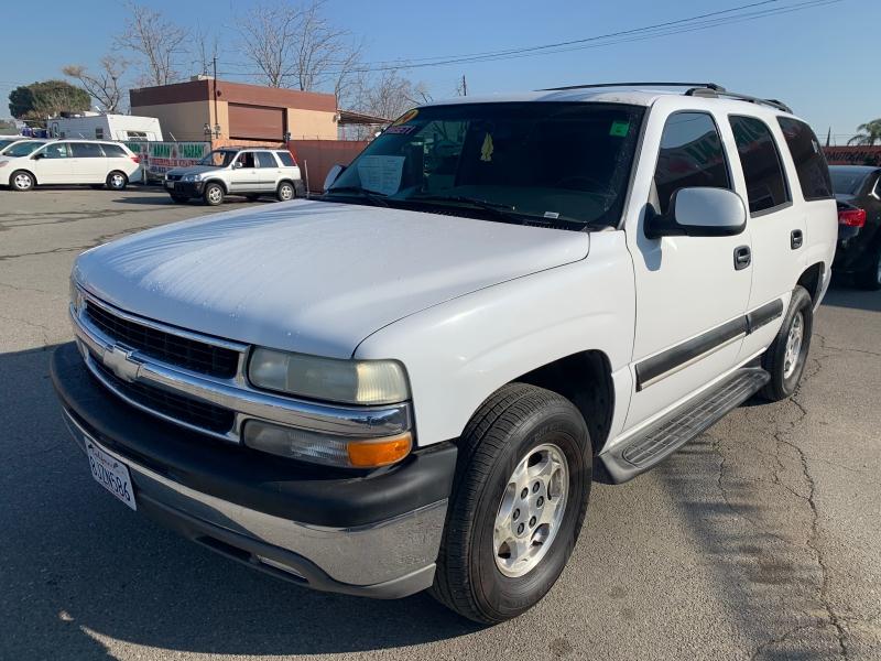 Chevrolet Tahoe 2004 price $5,381