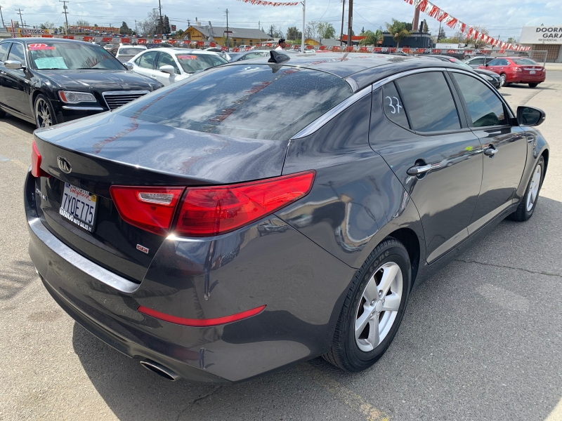 Kia Optima 2015 price $12,998