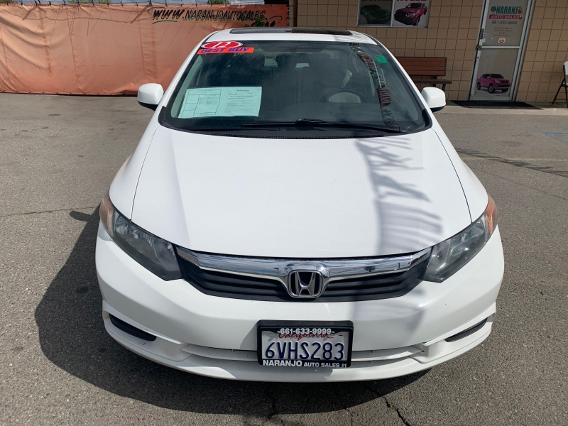 Honda Civic Sdn 2012 price $10,998