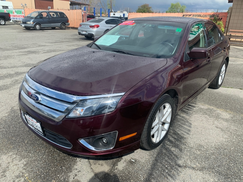 Ford Fusion 2012 price $7,998