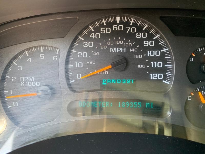 Chevrolet Tahoe 2003 price $5,314