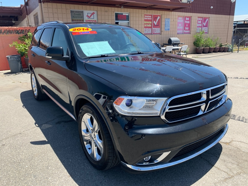 Dodge Durango 2014 price $14,317