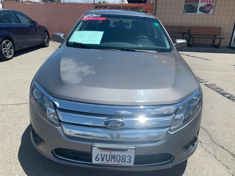Ford Fusion 2012 price $5,005