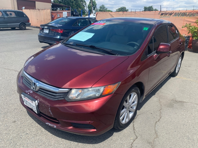 Honda Civic Sdn 2012 price $8,177