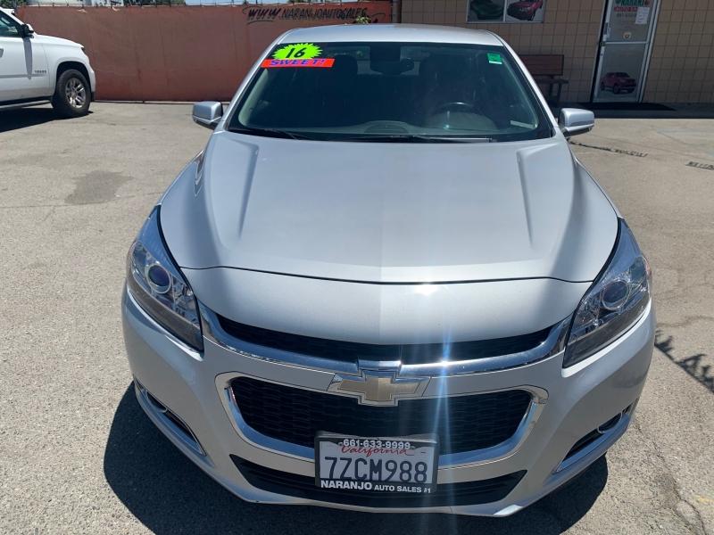 Chevrolet Malibu Limited 2016 price $13,997