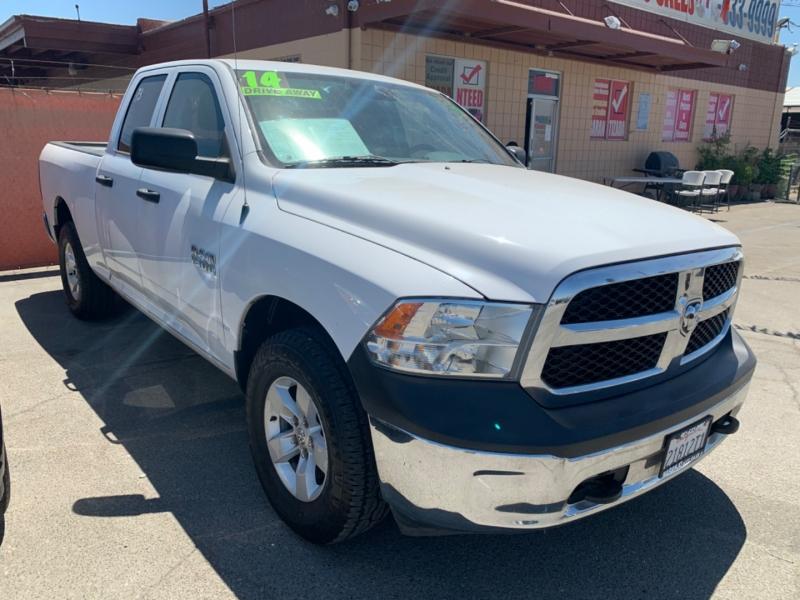 RAM 1500 2014 price $13,998