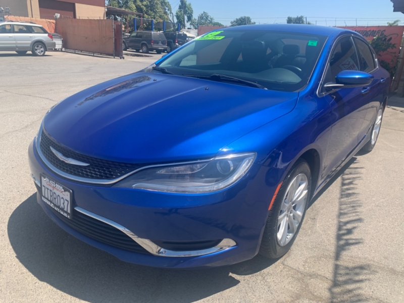 Chrysler 200 2015 price $10,998
