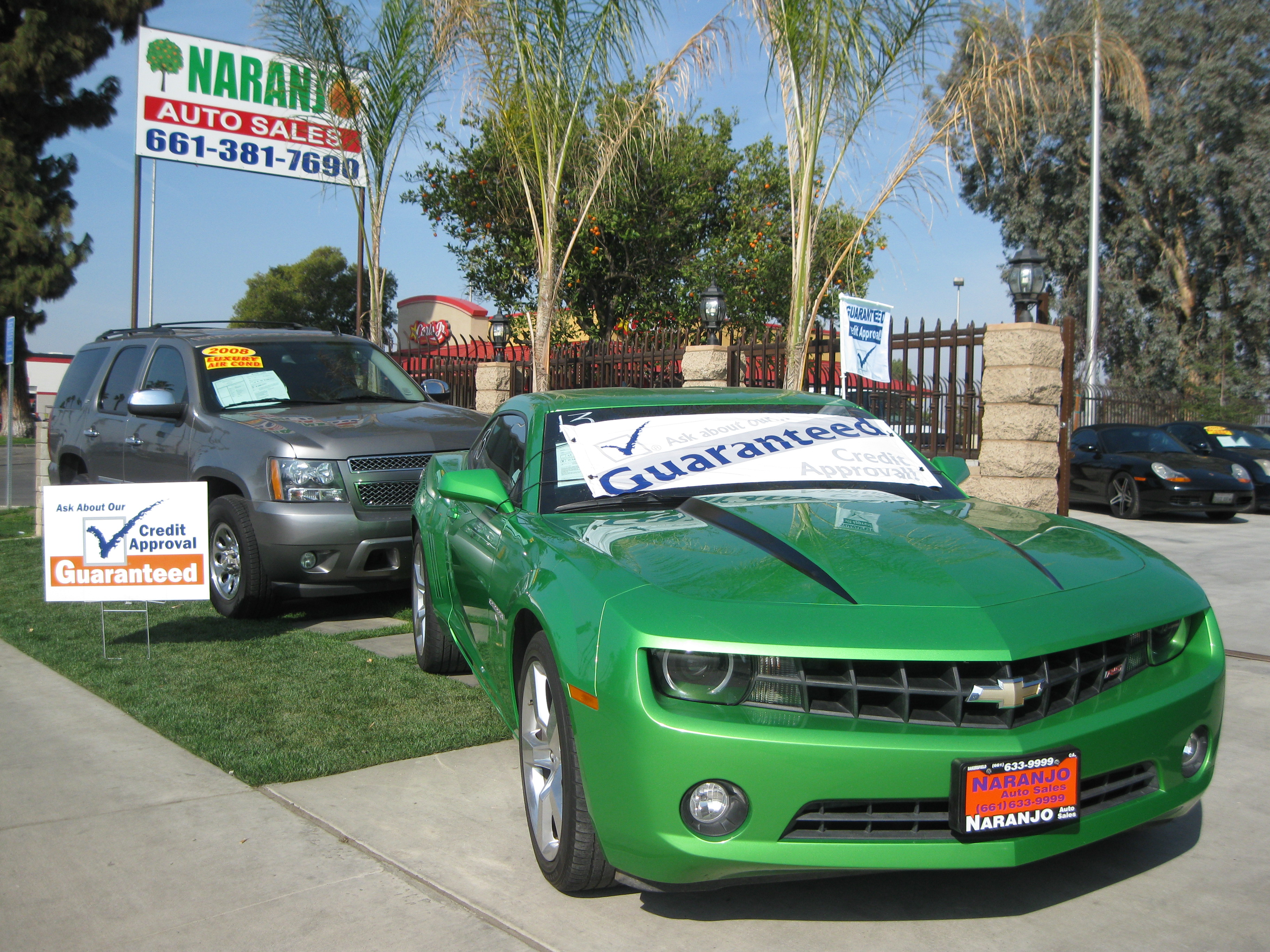 About Us Naranjo Auto Sales Auto Dealership In