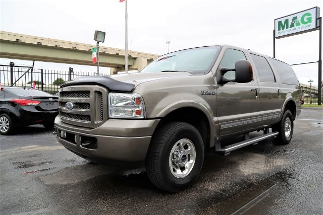 2005 Ford Excursion Limited 6 0l 4wd