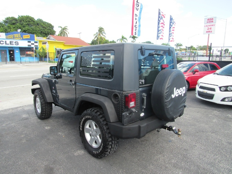 Jeep Wrangler 2007 price $13,999