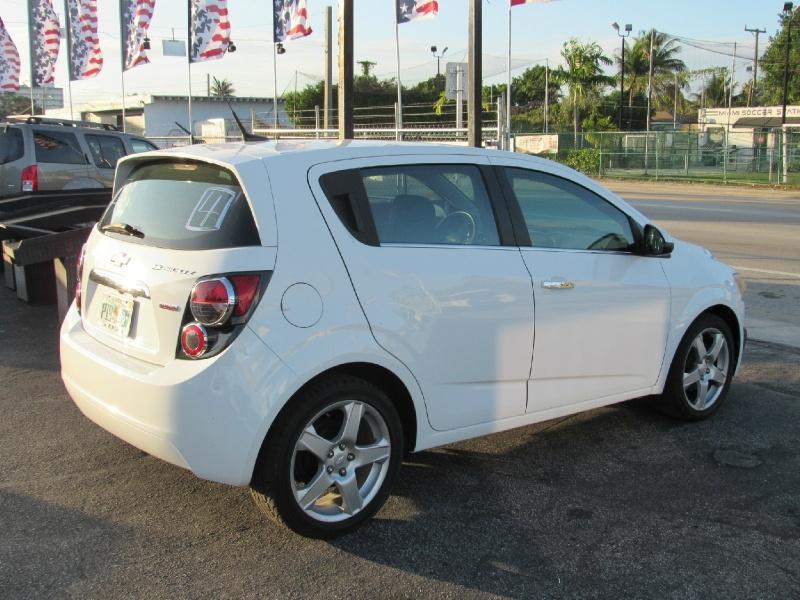 Chevrolet Sonic 2014 price $7,399