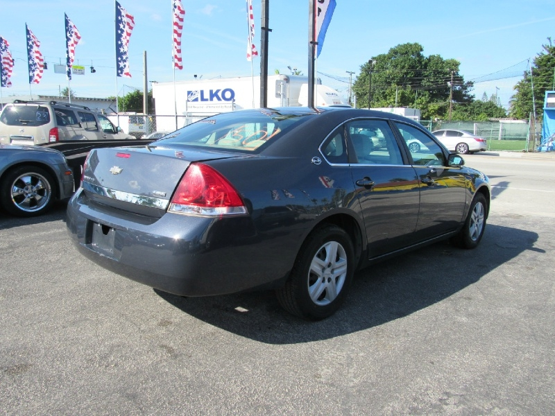 Chevrolet Impala 2008 price $3,999
