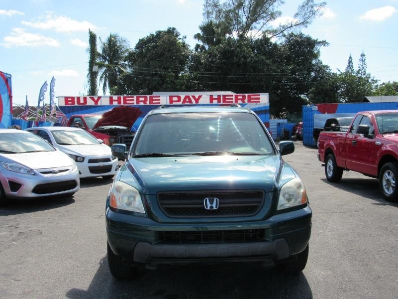 Honda Pilot 2003 price $5,990