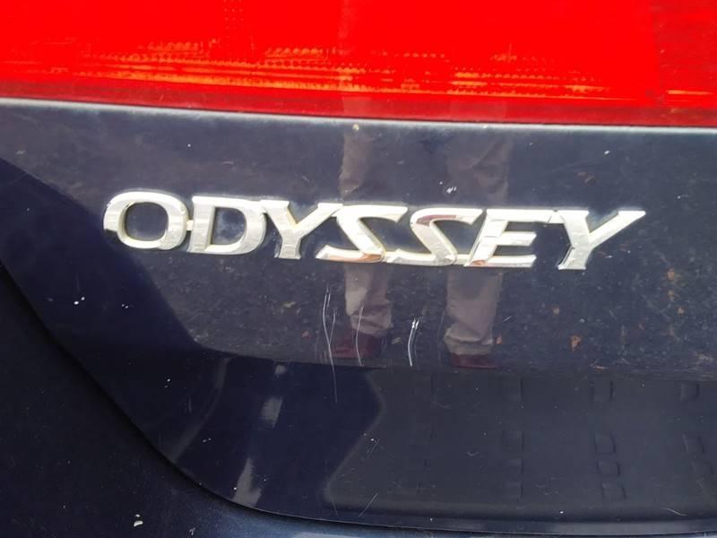 HONDA ODYSSEY 2006 price