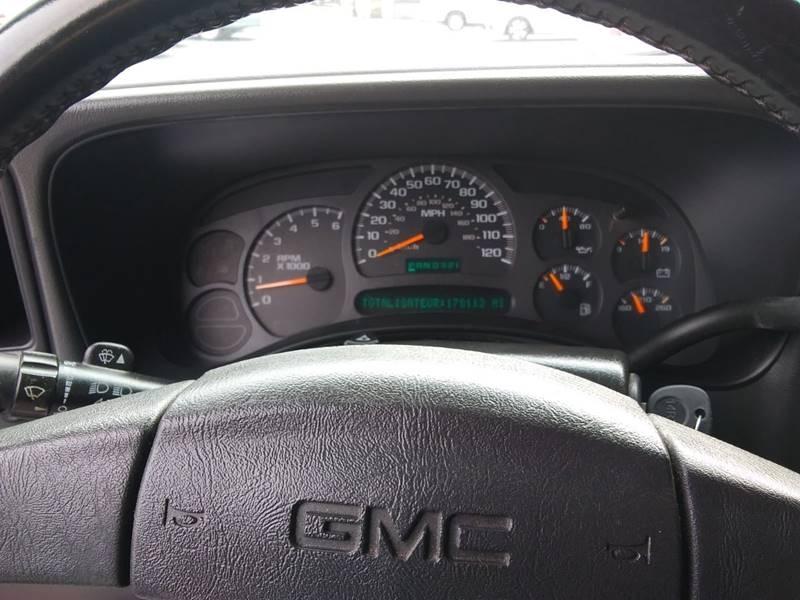 GMC NEW SIERRA 2003 price