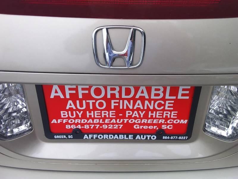 HONDA ACCORD 2007 price
