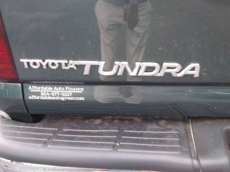TOYOTA TUNDRA 2006 price